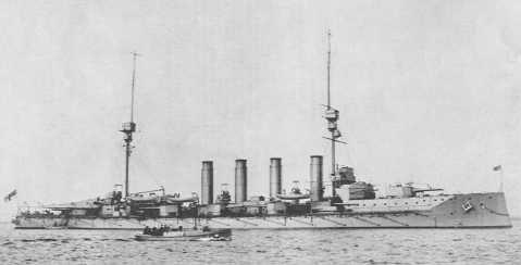 私とフランス軍艦